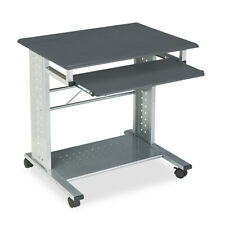 Mayline Empire Mobile Pc Cart,29-3/4w X 23-1/2d X 29-3/4h,Anthracite 945Ant New