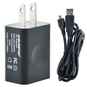 5V 2A USB Cable Power Charger Adapter Cord For Amazon Fire TV Streaming Stick