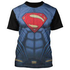 Batman vs. Superman t-shirt-Super Costume