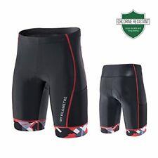 "My Kilometre Triathlon Shorts Mens 9"" | Easy Reach Leg Pockets | Chamois for Lon"