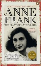 The Diary of a Young Girl: The Definitive Edition,Anne Frank- 9780241952436
