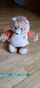 Vintage Original 1985 Teddy Ruxpin nice condition