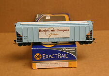 ExactRail EP-80180-6 HO Barrlett & Co. PS 4427 Grain Hopper, TLDX #5517