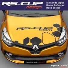 1403 sticker de capot Renault Sport Megane Clio Twingo RS decal aufkleber