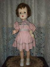 "1950's American Charactor Walker Doll 24 1/2"""