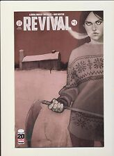 REVIVAL #1! Ultra Rare 3RD PRINT! Image Comics 2012! SEE PICS AND SCANS! WOW!