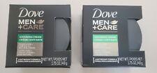 Dove Men + Care Grooming Cream  Lightweight Formula 1.75 oz (x2)