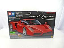 Tamiya Ferrari Enzo Kit (TB01) No. 58298 - 18800 RARE VINTAGE KIT