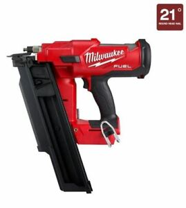 Milwaukee 2744-20 M18 FUEL 21 Degree Cordless Framing Nailer (Tool Only) NEW !!!