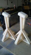 Acro Blocks - Acrobatic, Yoga, Gymnastics - Handmade Real Wood Eco