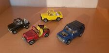 Suche diese Spielzeug Autos und Zubehör aus den 80igern in