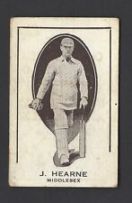 GOODE - PROMINENT CRICKETER SERIES - J HEARNE, MIDDLESEX