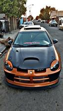 Dodge Neon 2G SRT4 SRT-4 00 05 CARBONETICS FRP Front Lip
