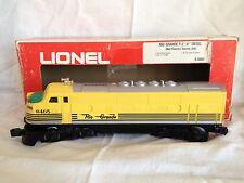 """Lionel 1974 Rio Grande F-3 """"A"""" Diesel Set (SSS) #8464 & 8465"""