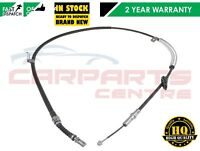 FOR HONDA ACCORD SALOON 2.2 CTDi 03-08 REAR HANDBRAKE PARKING CABLE RIGHT HAND