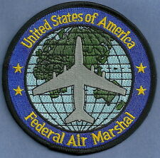 UNITED STATES FEDERAL AIR MARSHAL SHOULDER PATCH