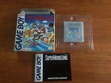 Super Mario Land para Nintendo Game Boy (Gameboy). DMG-ML USA