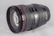 Canon 24-105 f4L - high grade general purpose zoom