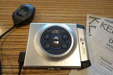 Kenwood Player DMC j3 MiniDisc + Remote