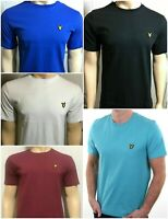 MEN'S LYLE AND SCOTT SHORT SLEEVE CREW NECK T-SHIRT