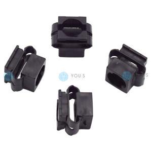 10 x YOU.S Original Halteklammer Abdeckung Unterbodenschutz Clip für Audi Seat