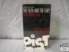 The Filth and the Fury (VHS, 2000) A Sex Pistols Film