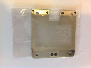Scherfolie 370 / 372 kompatibel für Braun  Sixtant 2002 / 4004 / 5005