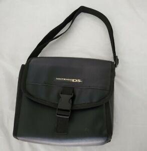 Nintendo DS Handheld Black Travel Carry Case Accessory Bag Original 1 Pocket