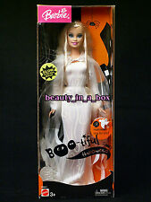Boo-tiful Barbie Doll Wiccan White Witch Halloween