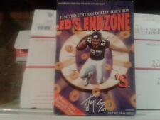 Terrell Davis & Ed McCaffrey Denver Broncos CEREAL BOXES VERY LIMITED SOLD OUT!!