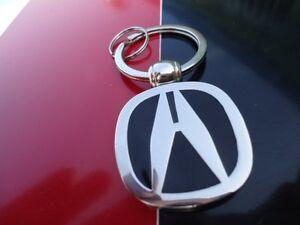 ACURA  Badge Emblem Keychain Key Fob Ring USA Seller FAST  SHIPPING