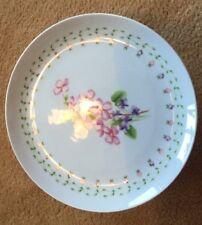 "Shafford Dessert Time Porcelain Dessert Serving Platter 10"""