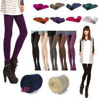 Sexy Women Autumn Winter Thick Warm Stockings Socks Pantyhose Tights