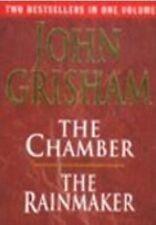 Very Good, The Chamber / The Rainmaker, John Grisham, Book