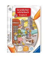 Ravensburger tiptoi Diccionario básico de la escuela Inglés Aprender Libro juego