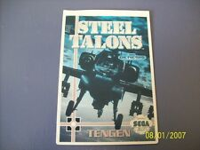 STEEL TALONS  Genesis Vidpro Card