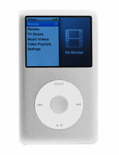 Apple iPod classic 6th Generation Silver (with Personal Engraving) Silver (160 …