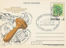 Poland postmark - days ... TARNOW