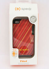 Speck Spk-A0196 Fabric Backed Fitted Case for iPod Touch 4ft Gen
