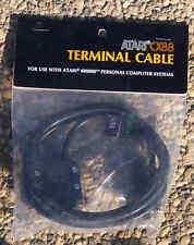 CX-88 Atari 850 Terminal/Null Modem Cable New 800/XL/XE