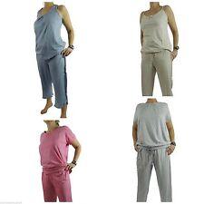 Bodenlange Damen-Pyjama-Sets
