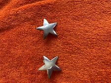 star clip earrings