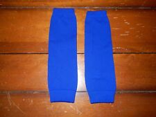 1 Pair Dallas Cowboys Game Used NFL Cheater Socks for Home Uniform