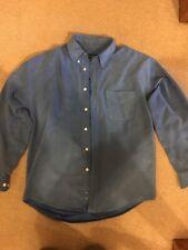 Thomas Brown Mens Shirt Size Meduim