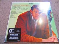 """Glen Campbell - Gentle On My Mind 12"""" LP MINT CONDITION Brand New & Sealed"""