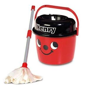 Henry Mop And Bucket Toy Kids Cleaning Play Set Toys