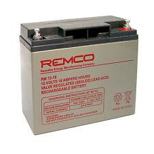 Remco RM12-18 Batteria ermetica al piombo 12V 18Ah equivalente Fiamm FG21803