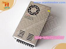 FREE to US!Wantai CNC Router single output power supply 350W 36V Nema 23,Nema 34