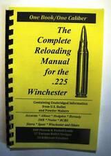 .225 Winchester  Reloading Manual LOADBOOKS  USA  225 Win   NEW
