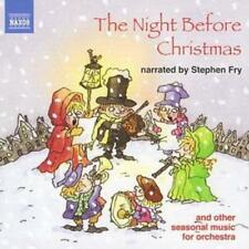 Various Composers : Night Before Christmas, The (Fry) CD (2006) ***NEW***